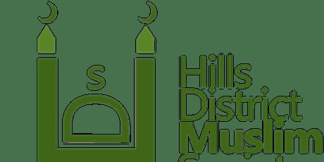 Eid prayer at Wrights road community centre tickets