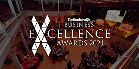 The Scarborough Business Excellence Awards 2021 tickets