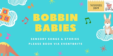 Bobbin Babies - Wee Weavers tickets