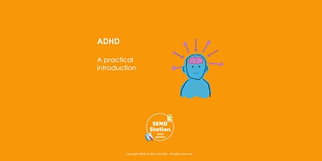 ADHD - A practical introduction (Staff Meeting Session) tickets
