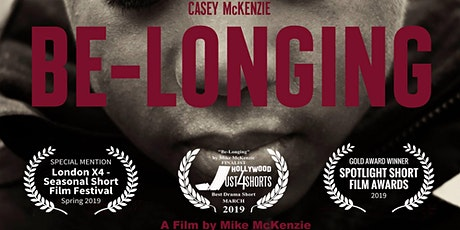 Film screening: Be-Longing, a young boy in the foster care system tickets