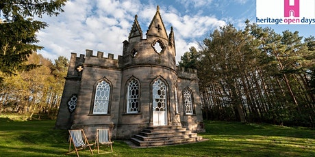 The Banqueting House, Gibside Public Open Days tickets