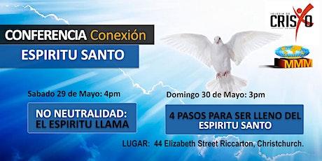 Conferencia: Conexión Espiritu Santo tickets