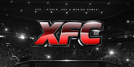 XFC 50 tickets