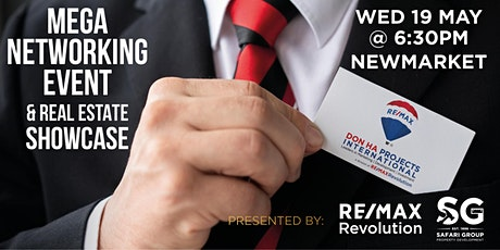 Mega Networking Event & Real Estate Showcase tickets