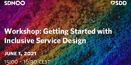 Service Design Day Worksop: Getting Started with Inclusive Service Design tickets