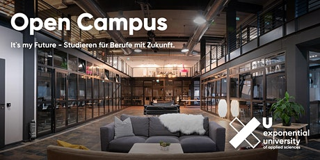 Open Campus – XU Exponential University Tickets