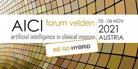 AICI  Forum Velden Tickets