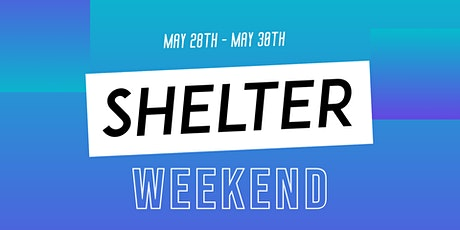 Shelter Weekend tickets