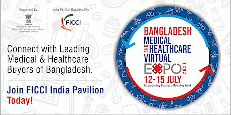 Bangladesh Medical & Healthcare Virtual Expo tickets