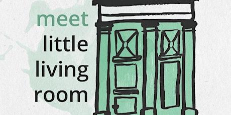 little living room pop up launch! tickets