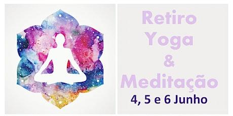 Retiro de Yoga & Meditação bilhetes