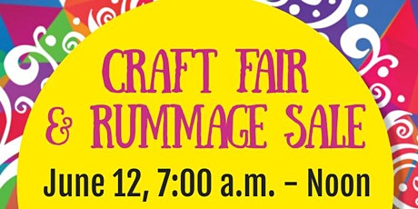 Rummage Sale & Craft Fair tickets