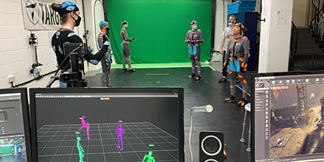 Intro to Motion Capture Performance Workshop tickets