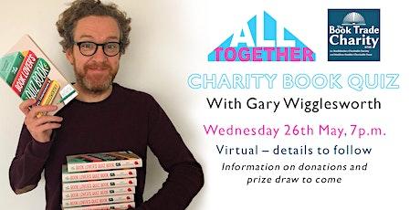 Charity Book Quiz tickets