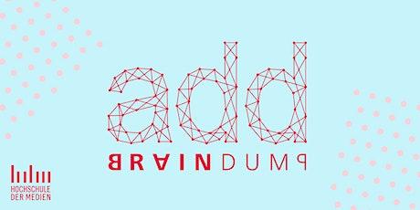 add conference 2021 – braindump Tickets