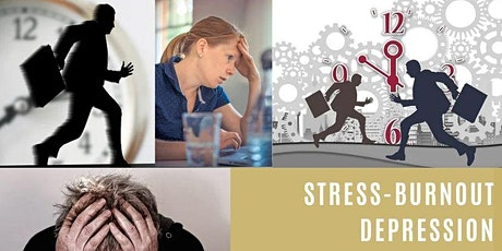 Stress - Burnout - Depression Tickets