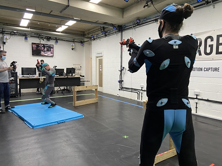 Intro to Motion Capture Performance Workshop image