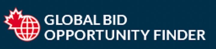 Webinar Wednesday - Global Bid Opportunity Finder - Information Session image