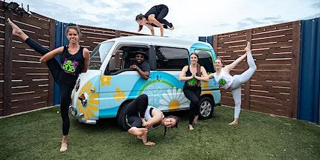 DJ Yoga on the Lawn tickets