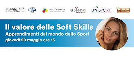 Il valore delle Soft Skills biglietti