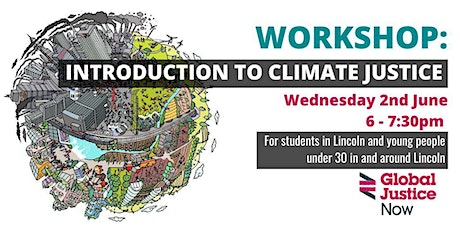 Lincoln: Introduction to Climate Justice tickets