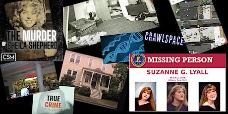 Saratoga True Crime Night tickets