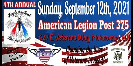 2021 Angels of the Road Ride for Veterans tickets