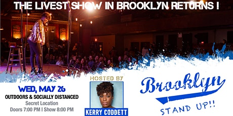 Brooklyn, Stand Up!! with Kerry Coddett tickets