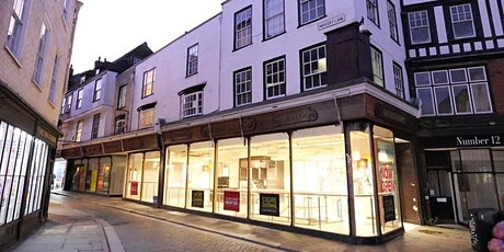 Supporting Historic High Streets: Changing Visions for Town Centres #1 tickets
