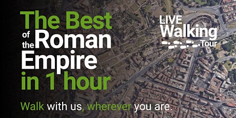 FREE  Live Walking Tour of Ancient Rome:  into the Roman Empire in 1 hour tickets
