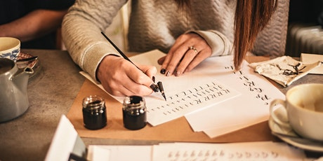 Introduction to Modern Calligraphy workshop, with Sally Riches tickets