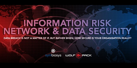 Information Risk and Network & Data Security tickets