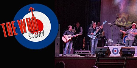 TRIBUTE TO THE WHO by The Goldhawks tickets
