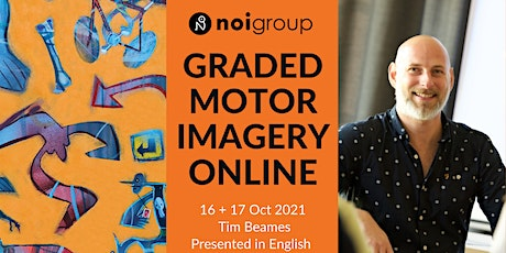 Online - Motor Graded Imagery (NOI) - CPD. tickets
