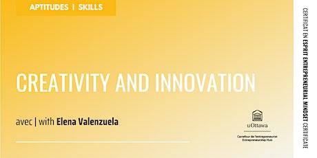 EMC: Creativity and Innovation tickets