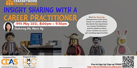 Insight Sharing with a Career Practitioner tickets