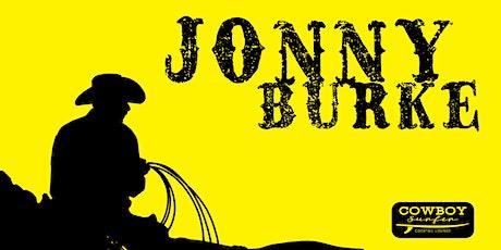 Live Music by Jonny Burke tickets