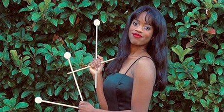 Percussionist Britton-René Collins tickets