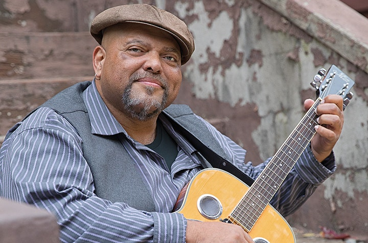 Bourbon and Blues Fest 2021: Kevin Burt AND Mike Zito & His Big Blues Band image
