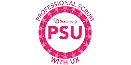 Live Virtual Classroom: Professional Scrum with User Experience (PSU) tickets