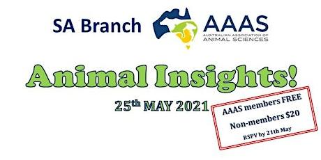 Animal Insights! tickets