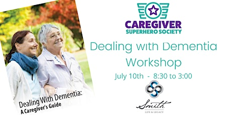 Copy of Dealing With Dementia Workshop tickets