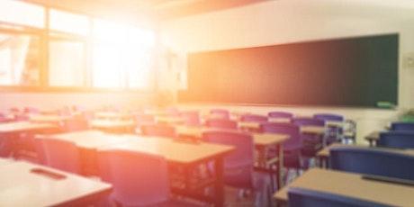 Boarding school syndrome: The anatomy of a trauma Online Workshop tickets