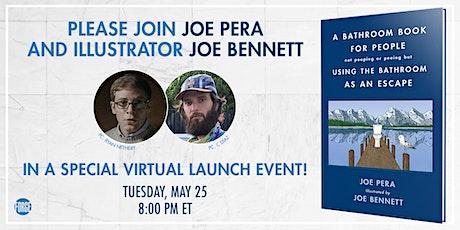 Live Stream with Joe Pera and Joe Bennett tickets
