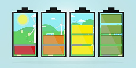 Smart Solutions in Energy storage and Renewable resources – Webinar tickets