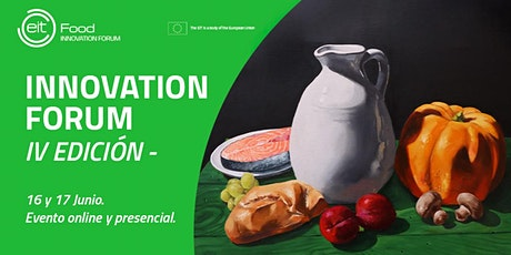 IV Food Innovation Forum entradas