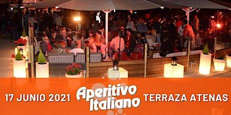 APERITIVO ITALIANO  | The Italian Party @TERRAZA ATENAS entradas