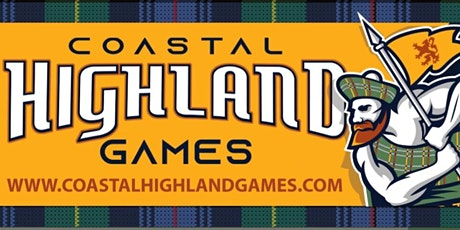 The 3nd Annual Coastal Highland Games tickets