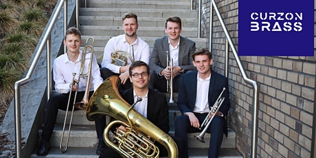 Curzon Brass at The Dream Factory (7.30pm) tickets